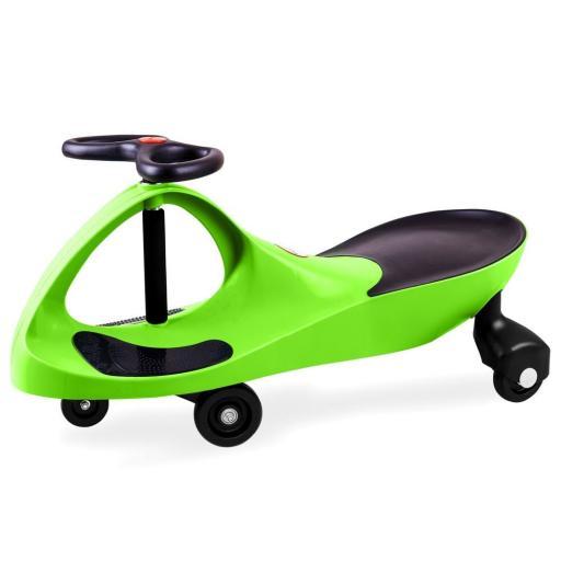 Didicar Kids Ride On Car - Indoor & Outdoor - Apple Green