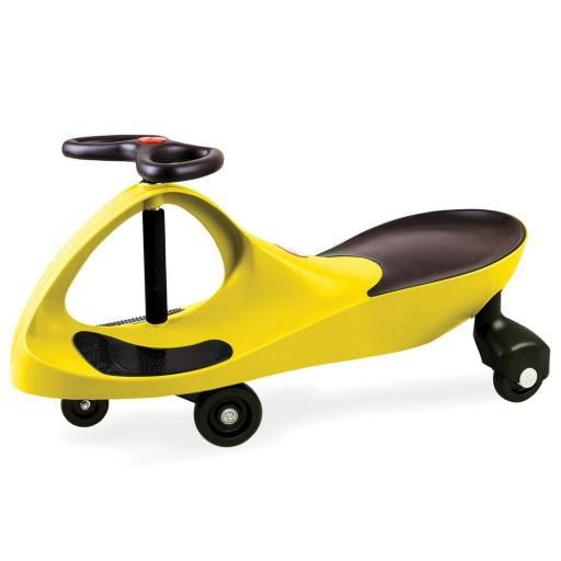 Didicar Kids Ride On Car - Indoor & Outdoor - Brilliant Yellow