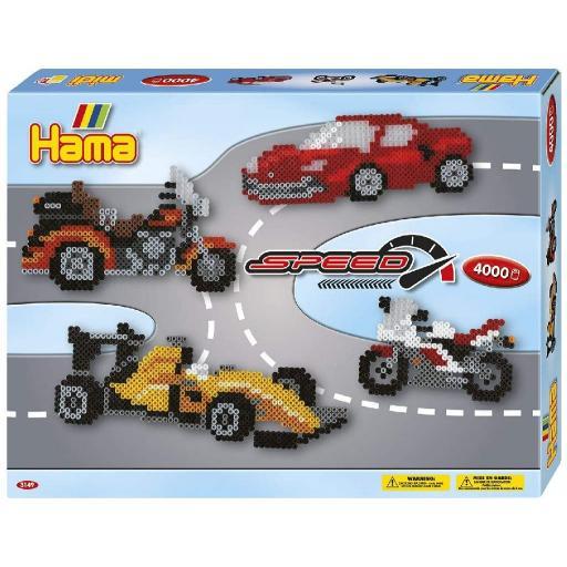 Hama Beads Speed Gift Box Activity Kit