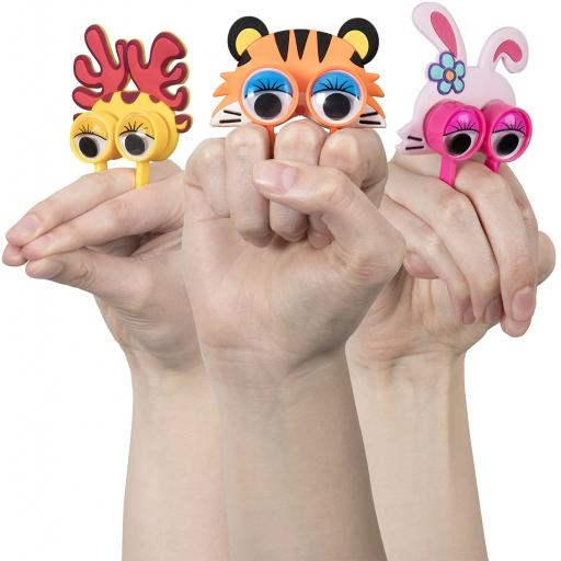 Tobar Animal Finger Spies / One Random Style Per Purchase
