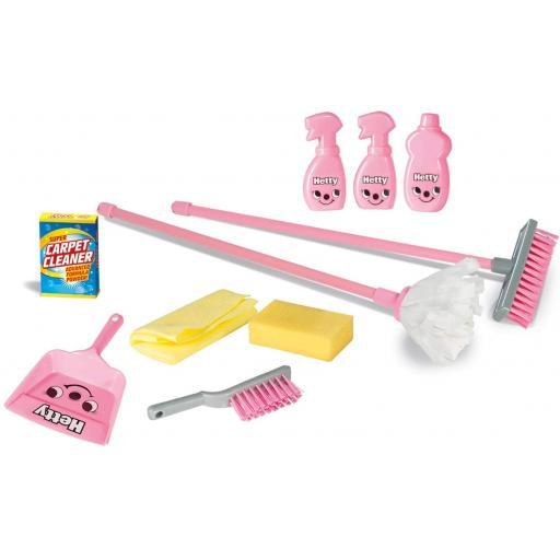 Casdon Hetty Pretend Play Housekeeping Set