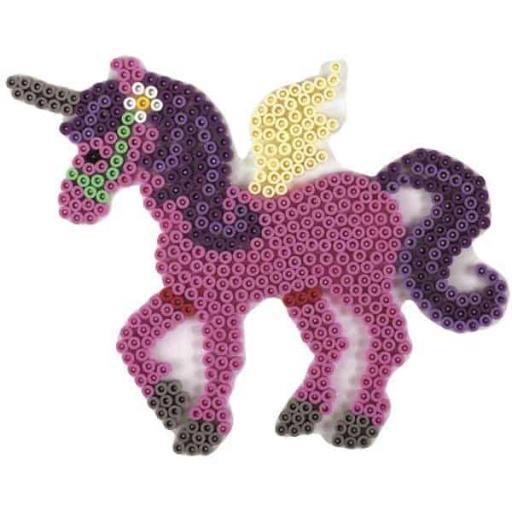 Hama Unicorn Midi Hama Beads Pegboard