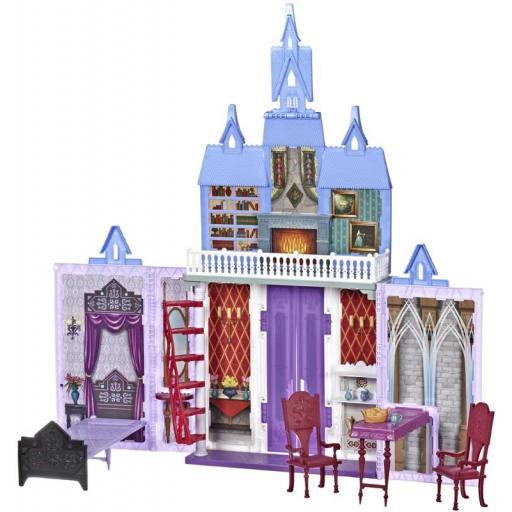 Disney Frozen 2 Fold and Go Arendelle Castle Playset