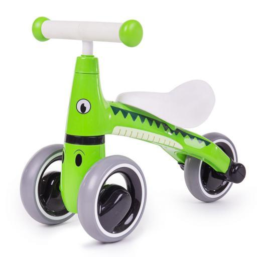 Diditrike Kids Ride on Toy - Crocodile