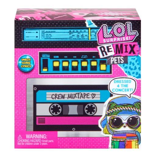 L.O.L. Surprise! Remix Pets Assortment