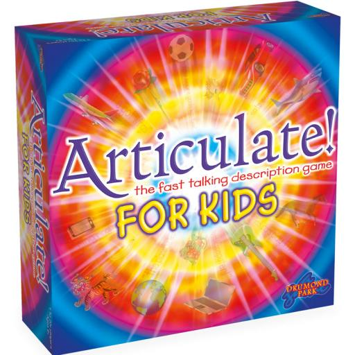 Drumond Park Articulate! Board Game For Kids