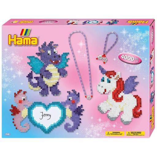 Hama Dragon & Friends Gift Box Activity Kit