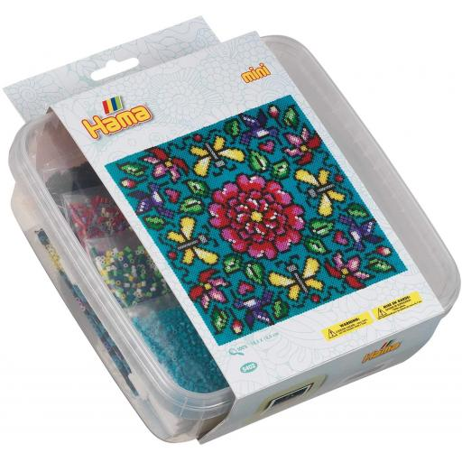 Hama Autre Mini Beads & Pegboards Gift Box