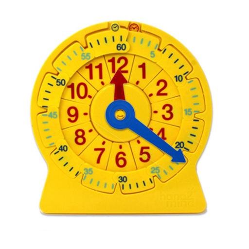 Learning Resources Giant Front of Class Magnetic 24-Hour Number Line Clock