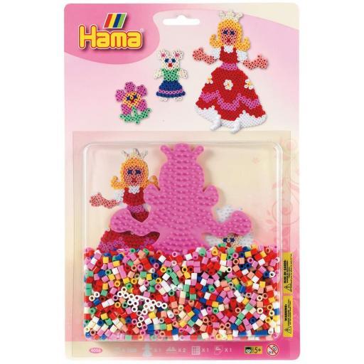 Hama Princess & Mouse Blister Activity Kit