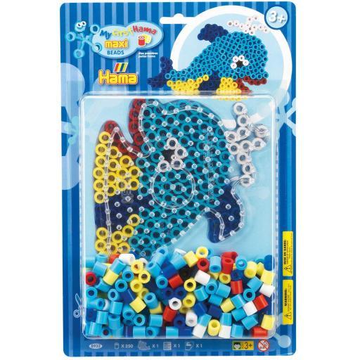 Hama Maxi Whale Bead Activity Kit