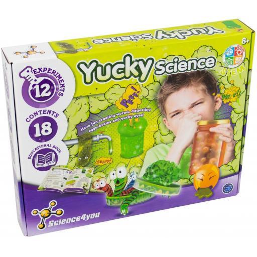 Science4you Yucky Silence
