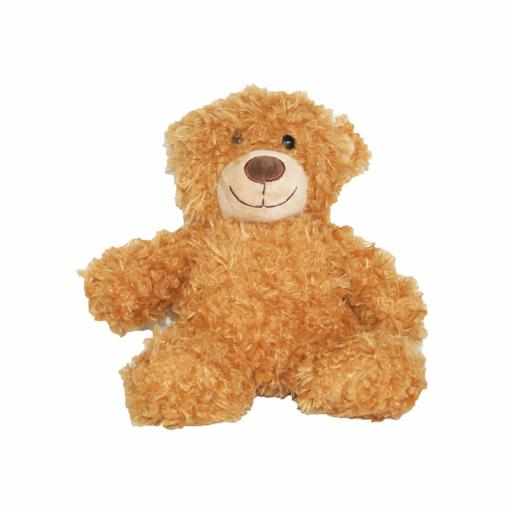 A to Z Soft Brown Bear 17cm