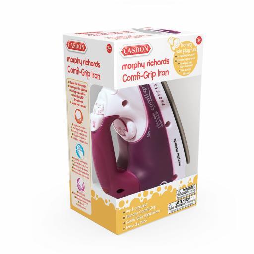 Casdon Morphy Richards Toy Comfi-Grip Iron