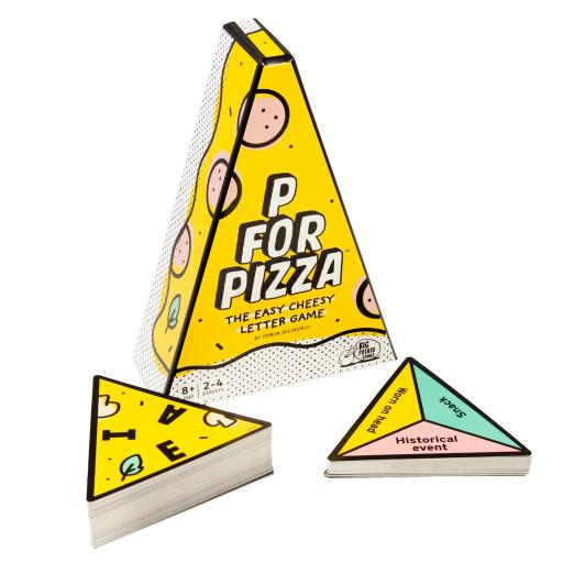 Big Potato P for Pizza Card Game
