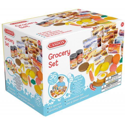 Casdon Grocery Shopping Set