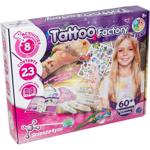 Science4you Tattoo Factory