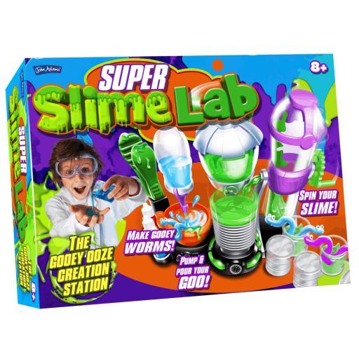 John Adams Super Slime Lab Gross Science Creation Station