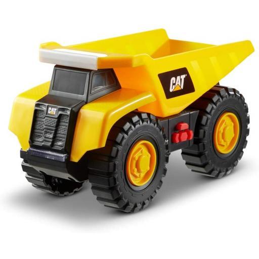 CAT Construction Tough Machines Dump Truck