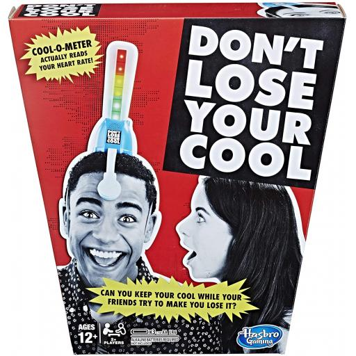 Hasbro Don't Lose Your Cool Family Game