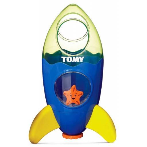 Tomy Fountain Rocket Bath Toy