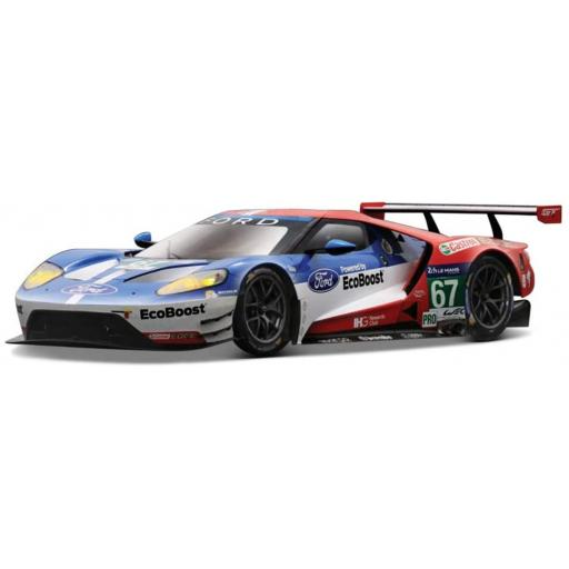 Bburago 1:32 Race Ford Gt Le Mans (#67)