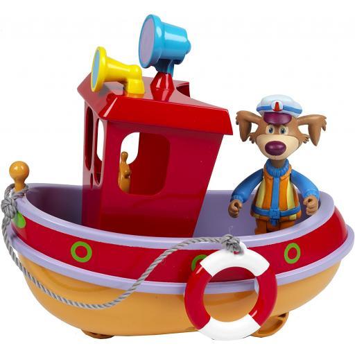 Pip Ahoy! Skipper's Bucket Playset