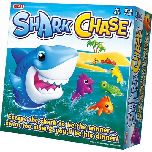 Ideal Shark Chase Game