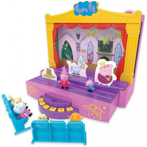 Peppa Pig Peppa's Stage Playset