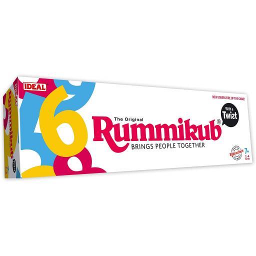 Ideal Rummikub with a Twist