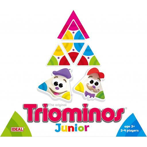 Triominos Junior Board Game