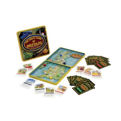 John Adams Great Game of Britain Travel Edition