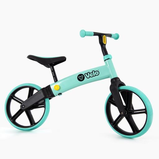 Yvolution Y Velo Senior Balance Bike Teal