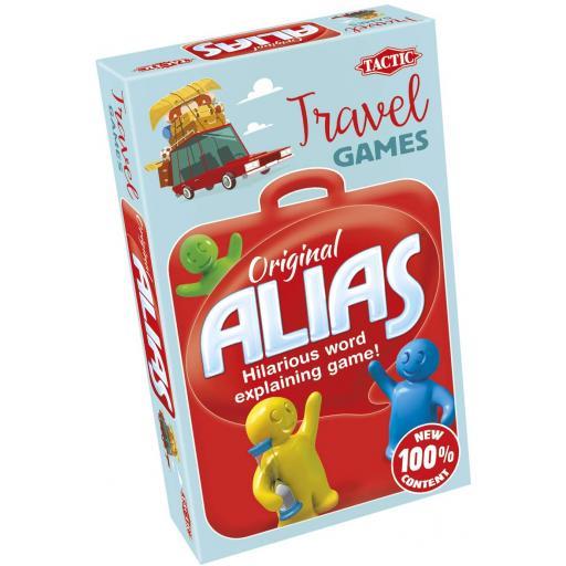Tactic Original Alias Travel Game