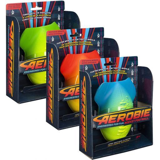Aerobie Rocket Football Assorted Colours