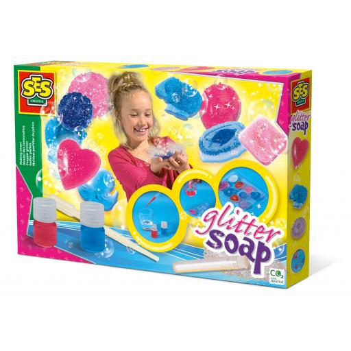 SES Creative Children's Make Your Own Soaps Set