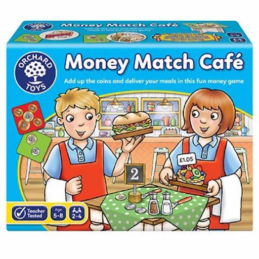 Orchard Toys Money Match Café Game
