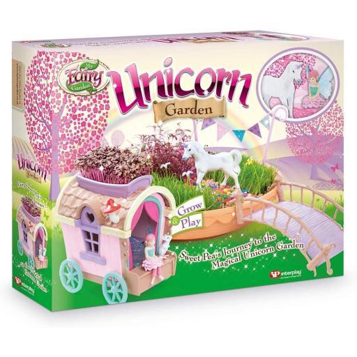Interplay My Fairy Unicorn Garden Kit