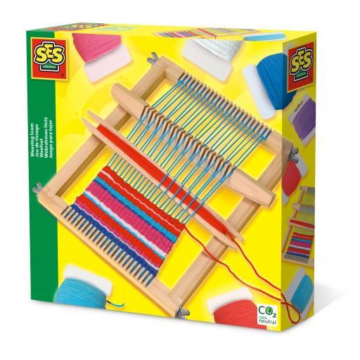 SES Creative Weaving Loom