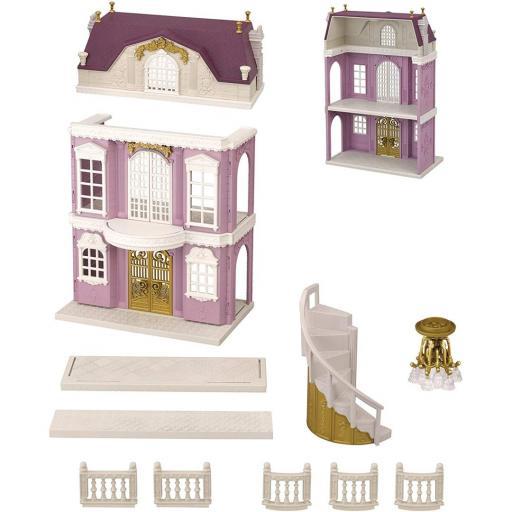 Sylvanian Families Elegant Town Manor Playset