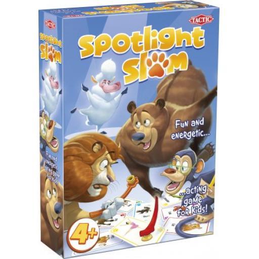 Tactic Spotlight Slam Game