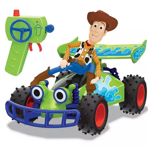 Dickie Toys Toy Story RC Turbo Buggy Woody