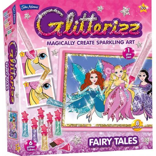 John Adams Glitterizz Fairy Tales