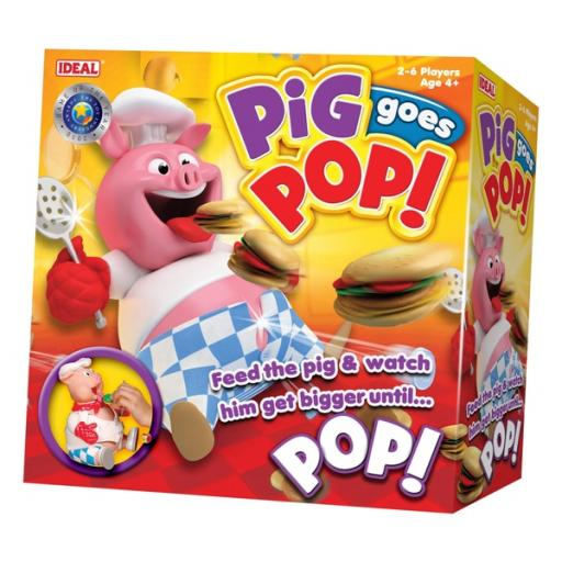 Ideal Pig Goes Pop!