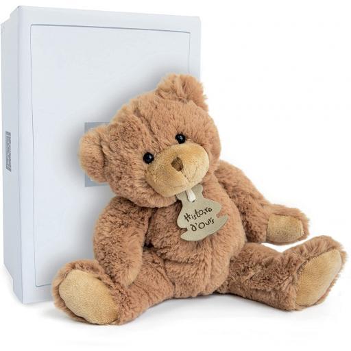 Histoire D'Ours 25cm Soft Plush Bear Brown