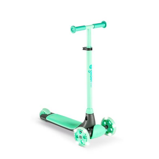 Yvolution Y Glider Kiwi Kids Scooter - Green