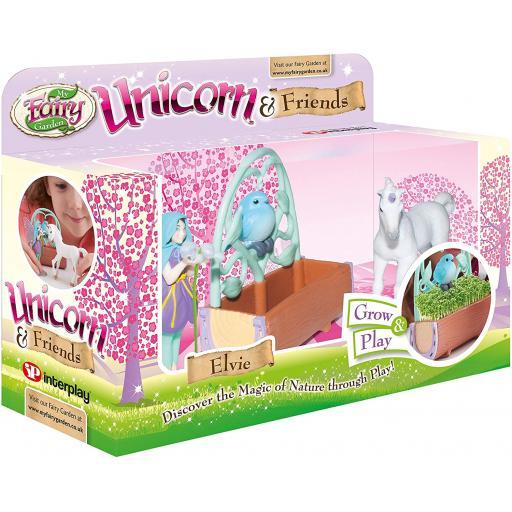 Interplay My Fairy Unicorn & Friends Garden Kit