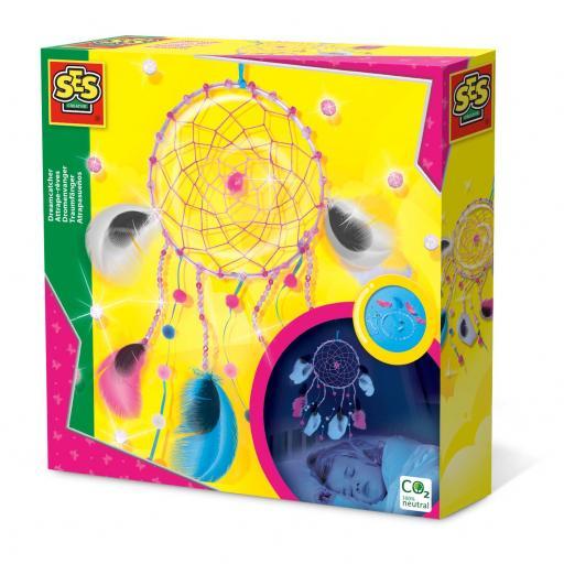 SES Creative Dreamcatcher Craft Kit
