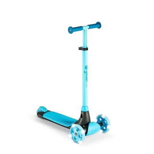 Yvolution Y Glider Kiwi Kids Scooter - Blue