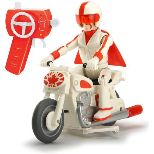 Dickie Toys Toy Story RC Motorcycle Duke Caboom